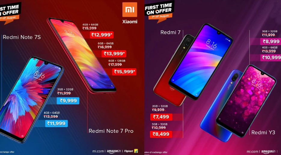 Photo of Xiaomi announced Independence Day Sale Offers & Discounts