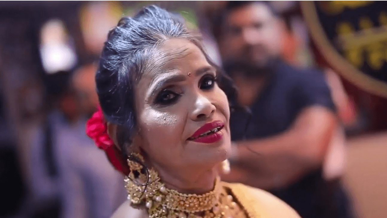 Photo of The makeup of Ranu Mondal, Surprised the Internet world (Video)
