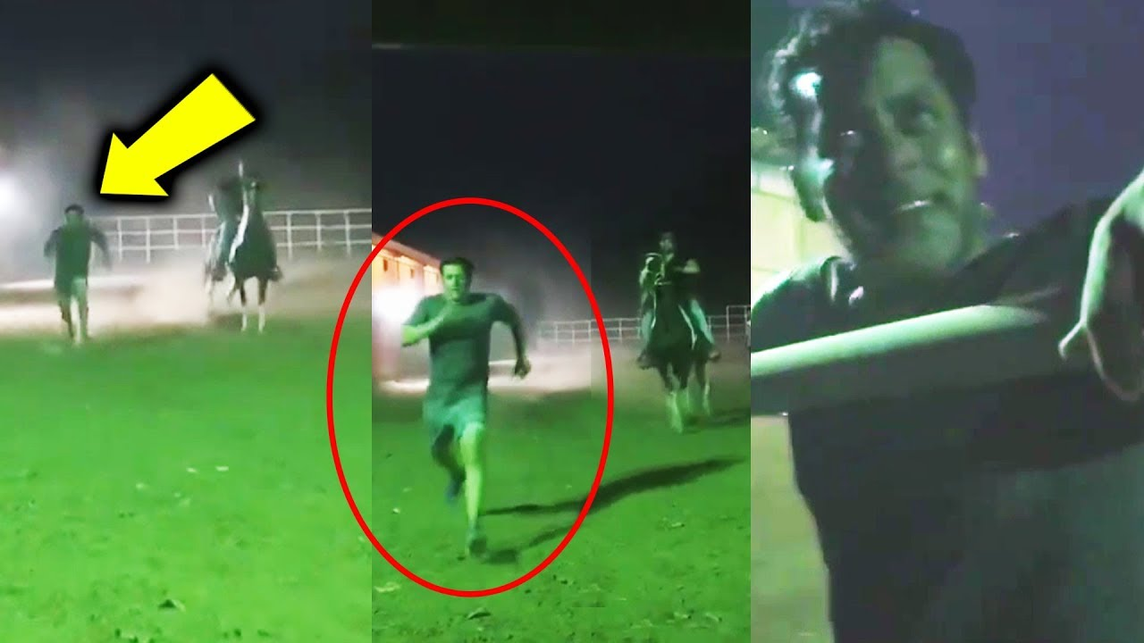 Photo of Salman's 53-year-old boy ran the horse behind – Video