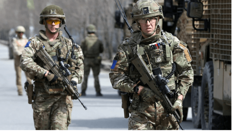 troops could keep in kabul